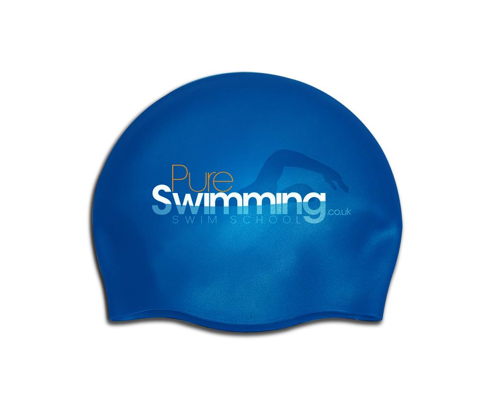 pure swimming cap