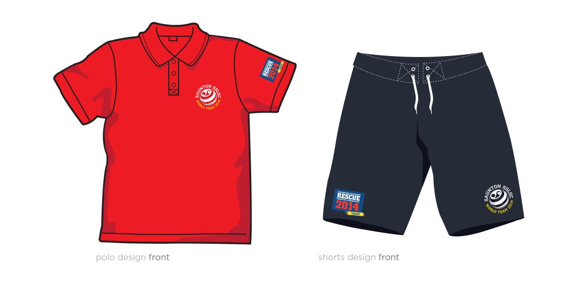 Logo World Team Kit