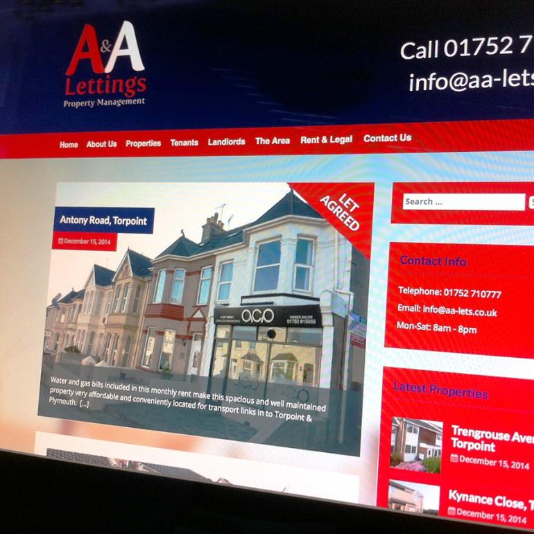 Property Website Design