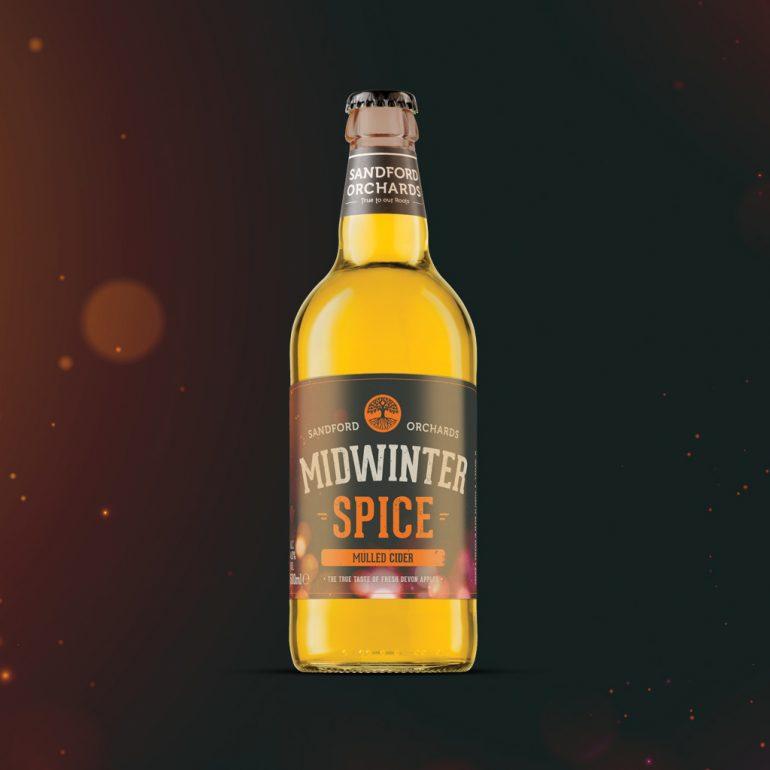 Bottle Spiced Cider