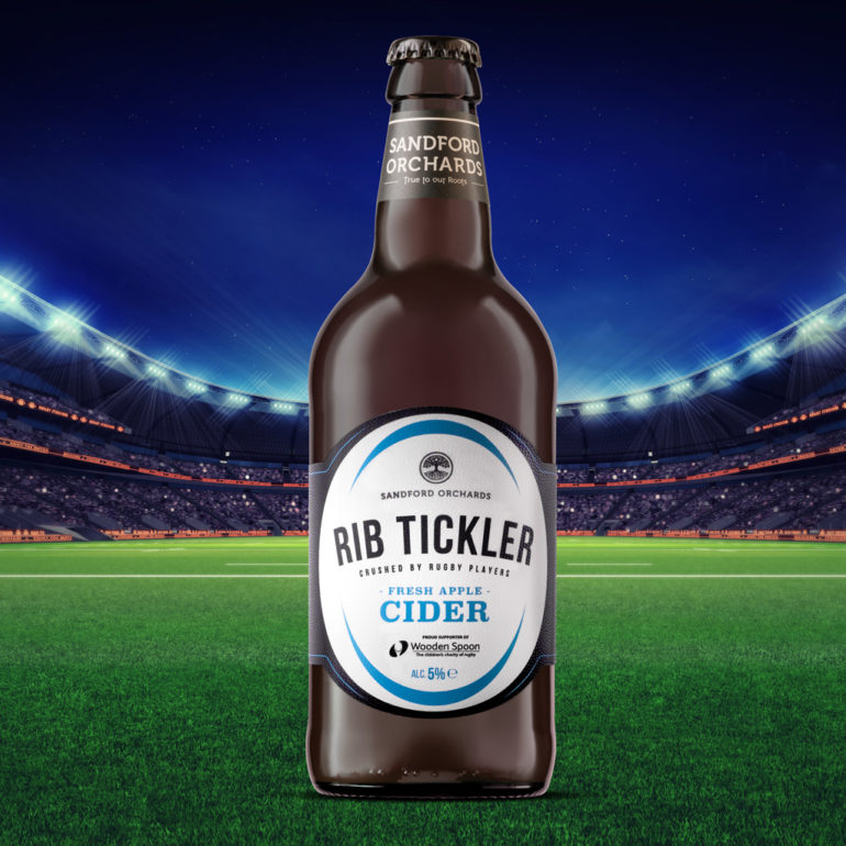 Rib Tickler Cider
